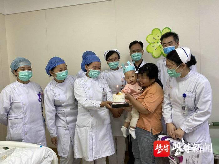 扬子晚报(紫牛新闻):苏州一岁女孩患上横纹肌样瘤
