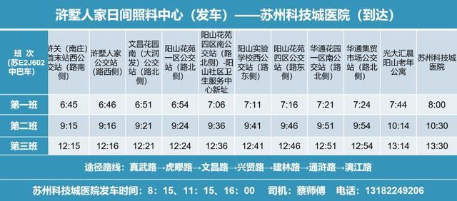 苏州科技城医院免费接驳班车3月25日起恢复运营.jpg