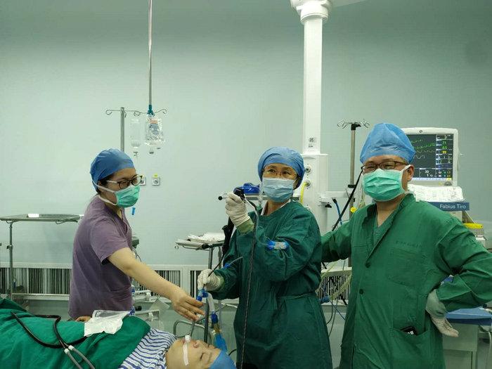 无痛气管镜——睡梦中,结束痛苦检查的噩梦