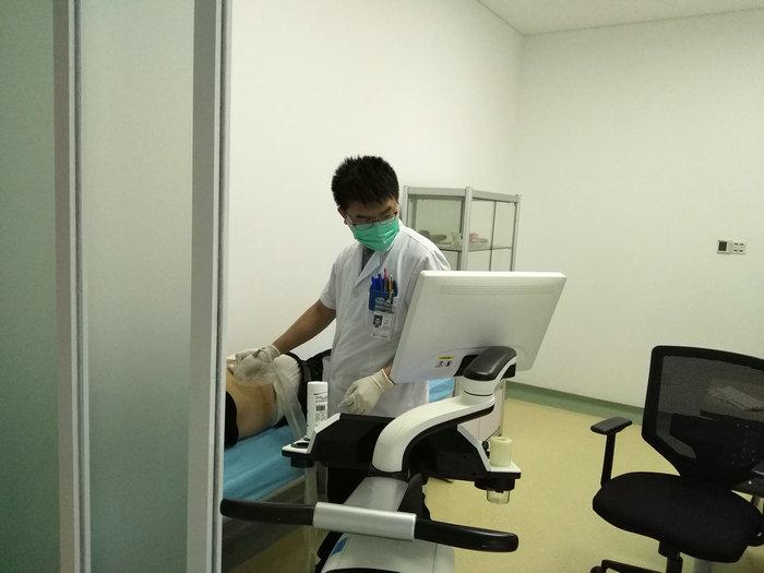 早检查、早发现,我院开展泌尿结石筛查活动