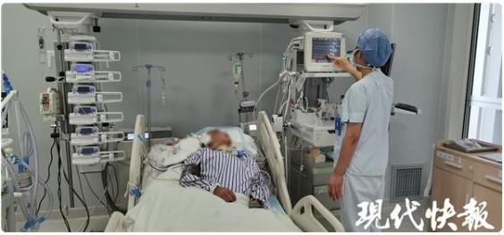 现代快报(ZAKER):跟着护士妻子学会急救,男子路边救人一命
