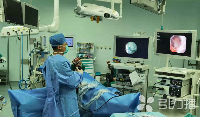 苏报集团(引力播):市民点赞省时省力 做完手术48小时即可回家